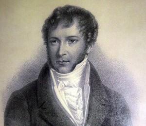Mykolas Kleopas Oginskis. Fransua Granje.1793-1867. Rietavo Oginskiu kulturos istorijos muziejus