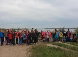 Nemuno deltos regioniniame parke auginama gamtininkų pamaina | rengėjų nuotr.