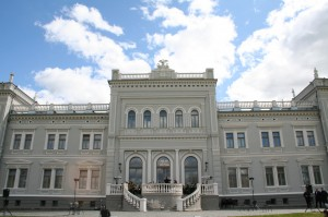Oginskių rūmai   Kultūros ministerijos nuotr.