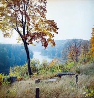 Kukulio rudenys. Autorės nuotrauka.