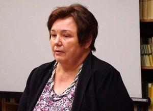 VLKK Kalbos politikos pakomisės narė prof. dr. Laima Kalėdienė | Alkas.lt, A. Rasakevičiaus nuotr.