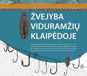 paroda_Zvejyba viduramziu Klaipedoje