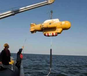 Povandeninis robotas | kam.lt, A. Pliadžio nuotr.