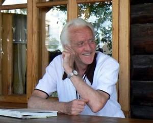 Prof. Donatas Sauka (1929-2015) | asmeninė nuotr.