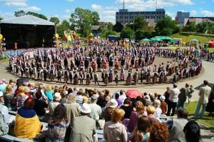 Žemaitijos regiono dainų šventė | rengėjų nuotr.