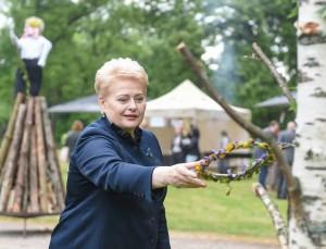 D. Grybauskaitė. Prezidentūros nuotr.