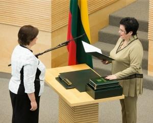 Seimo kanceliarijos (aut. O. Posaškova) nuotr.