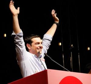 Aleksis Tsipras | L.Gaudenzi nuotr.