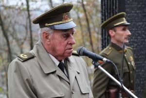 Buvęs partizanų vadas V. Balsys