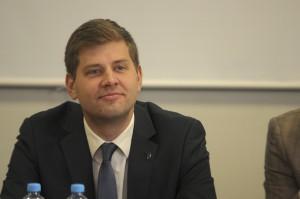Lietuvos edukologijos universiteto dėstytojas Mindaugas Nefas | asmeninio archyvo nuotr.