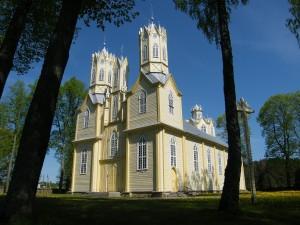 Nemajūnų bažnyčia | rengėjų nuotr.