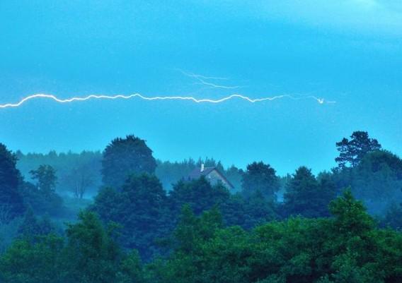 Žaibas | E. Drąsučio nuotr.