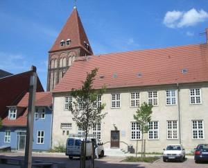 Baltistikos institutas Greifsvalde, Vokietijoje | wikimedia.org nuotr.