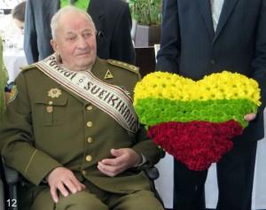 Jonas Čeponis švenčia 90-ies metų sukaktį