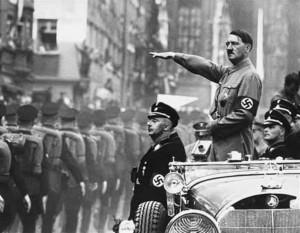 Adolfas Hitleris | jewishvirtuallibrary.org nuotr.