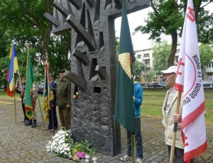 1941-ųjų metų sukilimo paminėjimas Kaune | LSKT nuotr.