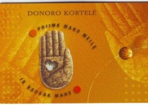 Donoro-kortele