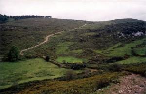 Ispanijos vaizdai keliaujant piligriminę kelionę. Gaivos Paprastosios nuotraukos.