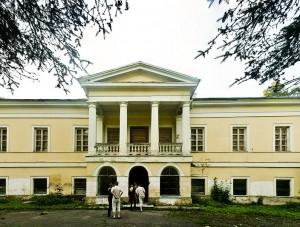 Jašiūnų dvaro rūmai | wikimedia.org nuotr.