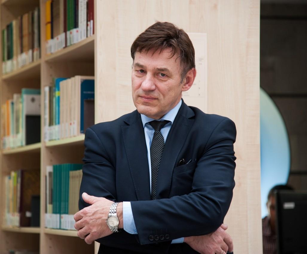 Juozas Augutis   vdu.lt nuotr.