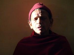 Vedų pažinimo mokyklos įkūrėjas ir dvasinis vadovas prof. dr. Ramačandra Batas. R. balkutės nuotrauka.