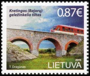 Kretingos (Bajorų) geležinkelio tiltas