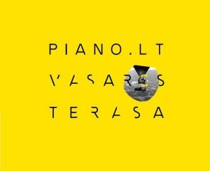 PIANO.LT vasaros terasa | piano.lt nuotr.