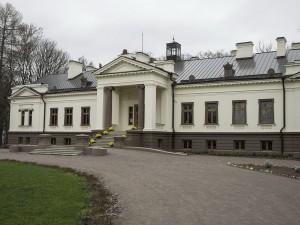 Gelgaudiškio dvaro rūmai | wikipedia.org nuotr.