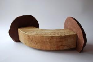 Skulptura-suoliukas | parko kūrėjų nuotr.
