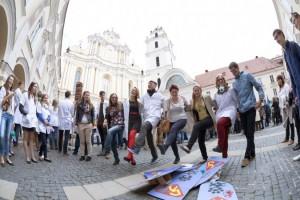 Vilniaus universitetas  pasitiks 437-uosius mokslo ir studiju metus_VU