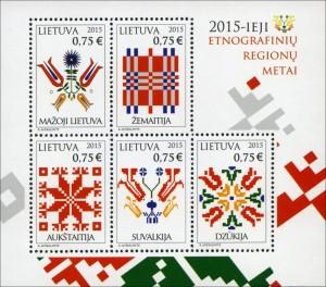 etnografiniai regionai pašto zenkluose