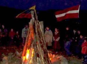 Baltų vienybės ugnies sąšauka