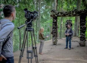 JAV režisieriaus kuriamas filmas apie Raganų kalną | Rengėjų nuotr.