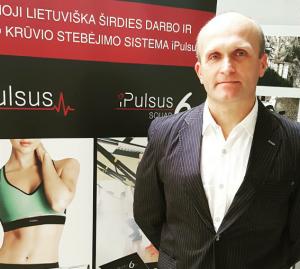 A. Mačiukas, Lietuvos sveikatingumo klubų asociacijos prezidentas | Rengėjų nuotr.