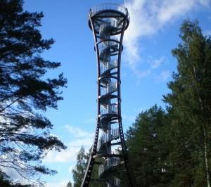Apžvalgos bokštas Labanoro regioniniame parke | vstt.lt nuotr.
