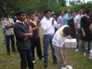 Pabėgėlių priėmimo centro nuotr.