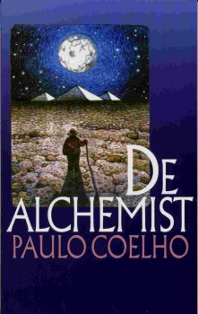 """""""Alchemiko"""", išleisto olandų kalba 2004 metais   knygos viršelis"""