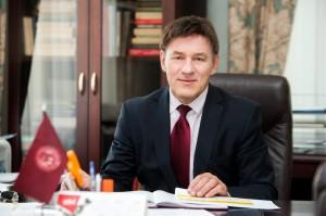 J. Augutis.VDU rektorius_Jono Petronio nuotr