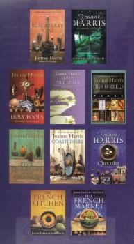 Kitos Džoanos Haris knygos. Gaivos Paprastosios nuotrauka.