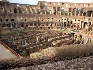 Iš kelionės į Romą. Koliziejus | Nuotrauka iš asmeninio fotoarchyvo.