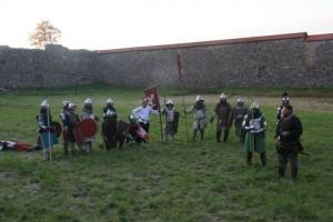 LDK kariai Medininkų pilyje