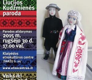 Paroda.leles tautiniais kostiumais