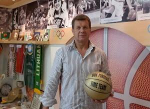 Treneris Antanas Sireika | Asmeninė nuotr.