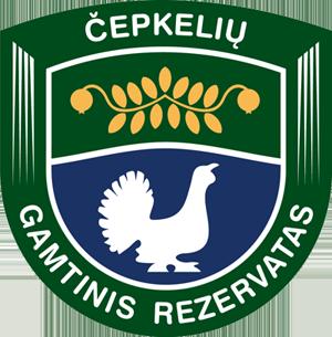 cepkeliu rezervato logo