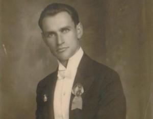 Apolinaras Likerauskas, 1924 m. | Ž. Likerauskaitės-Klusienės asmeninė nuotr.