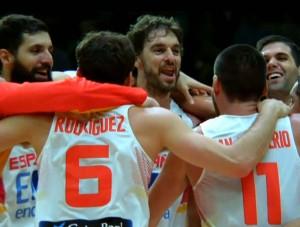 Europos krepšinio čempionais tapo ispanai, Lietuvai atiteko sidabras | tiesioginės transliacijos stopkadras