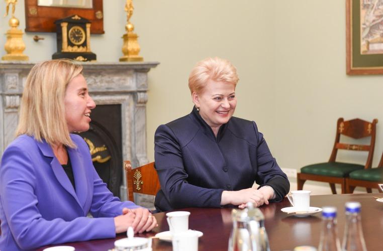 mogerini-ir-grybauskaite-lrp.lt-r.dackaus-nuotr-2