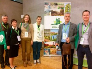 Helsinkyje vyko Žaliūjų miestų konferencija | Rengėjų nuotr.