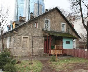 Čia gyveno Jonas Jablonskis | Kultūros paveldo departamento nuotr.