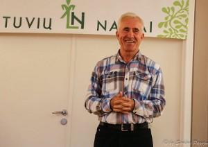 Dainius Kepenis veda Sveikatos mokyklą Norvegijos lietuviams